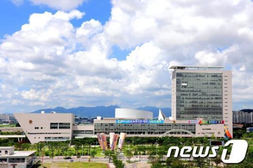 광주광역시청사 News1