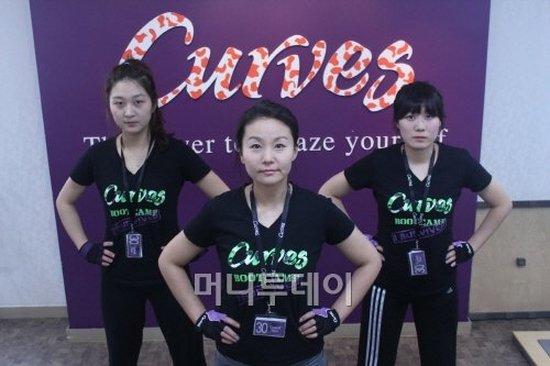 여성들만의 극기훈련, 커브스 '부트캠프' 개최예정