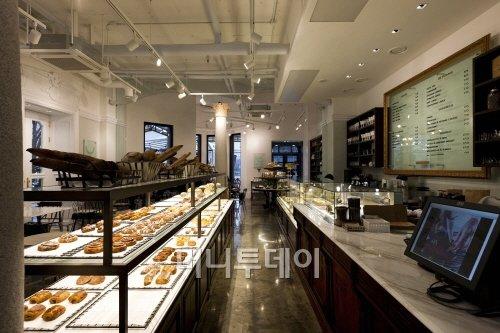 브띠끄 베이커리 '더브라운' 1호점 오픈!