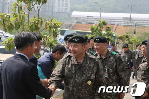 사진제공=육군 31사단  News1