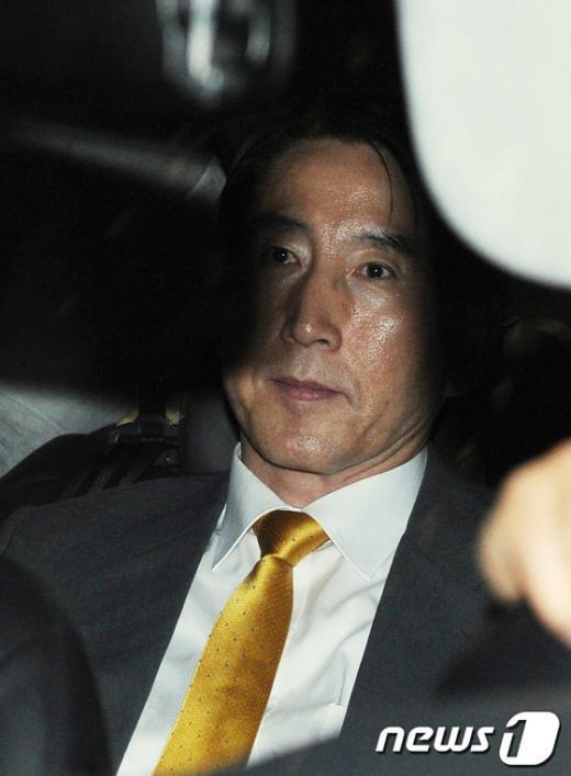 [사진]검찰 조사 마친 조현오 전 경찰청장