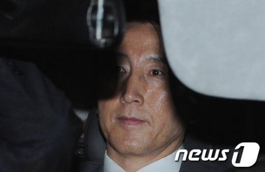 """[사진]조현오 """"당연히 후회한다"""""""