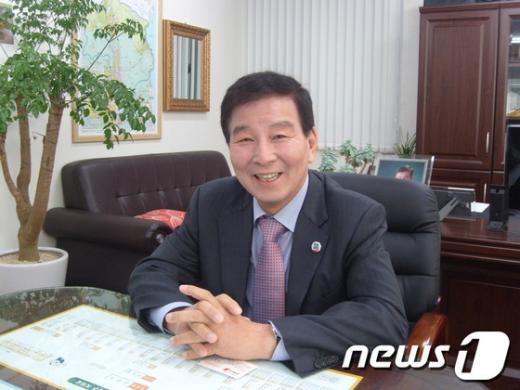 박대동 새누리당 울산 북구 당선자.  News1
