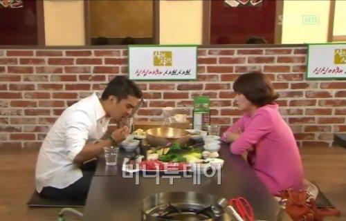 SBS 주말극 '맛있는 인생'속의 음식점은..