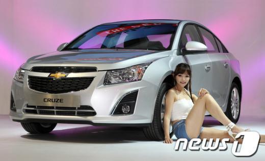 [사진]쉐보레, 2012 부산모터쇼에 19대 차량 전시