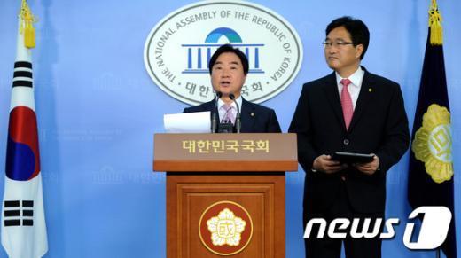 """[사진]이석현 의원 """"과징금, 솜방망이 처벌"""""""