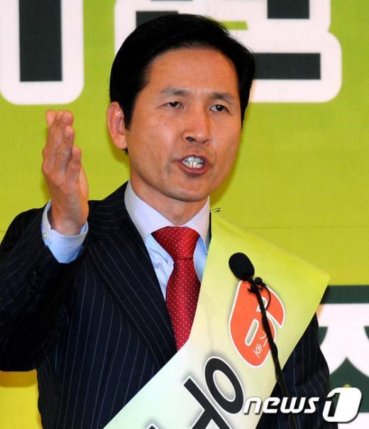 우제창 전 민주통합당 의원.   News1 박정호 기자