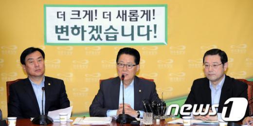 [사진]민주통합당 고위정책회의