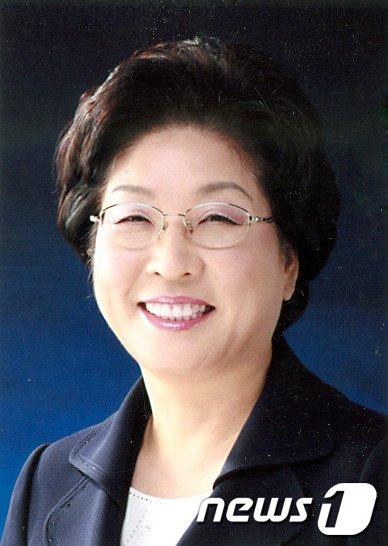 현영희 새누리당 의원.  News1 이정선 인턴기자