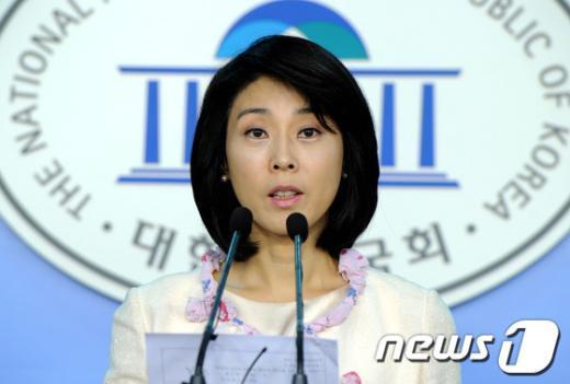 신의진 새누리당 원내대변인. 2012.6.7/뉴스1  News1 박정호 기자