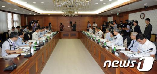 [사진]6.25전쟁 납북진상규명위원회의
