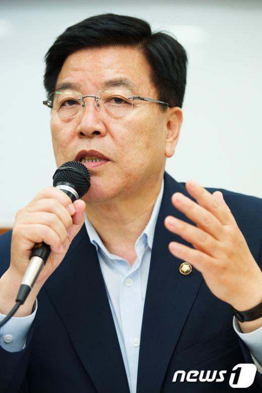 김광림 새누리당 여의도연구소장 2012.5.25/뉴스1  News1 유승관 기자