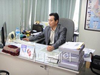 박철호 코트라 양곤 무역관장.