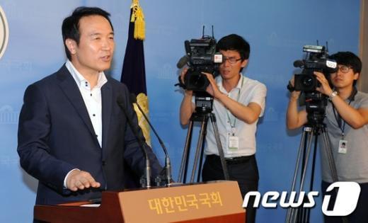 """[사진]임태희 """"경선룰 유연하게 대응해야"""""""