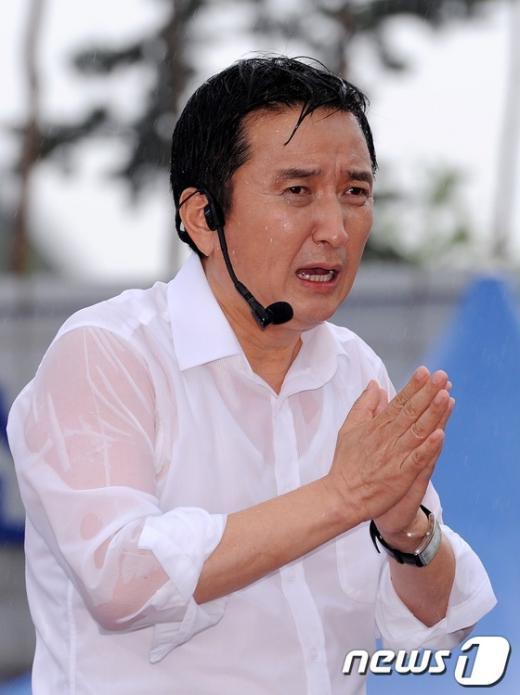 [사진]김영환, 간절한 출마선언