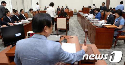 [사진]대법관 인사청문특별위원회