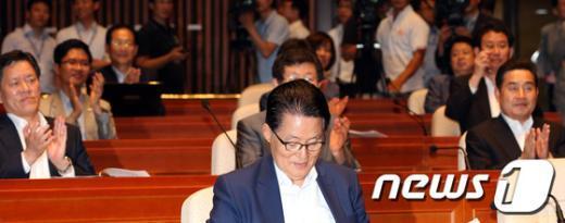[사진]박지원 파이팅!