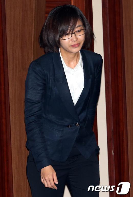 [사진]투표 마친 김재연 의원