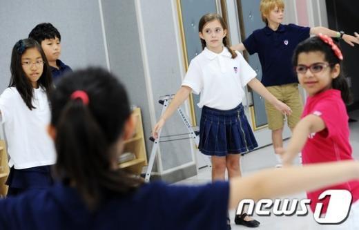 [사진]美 명문 '드와이트 스쿨' 상암동 분교 개교