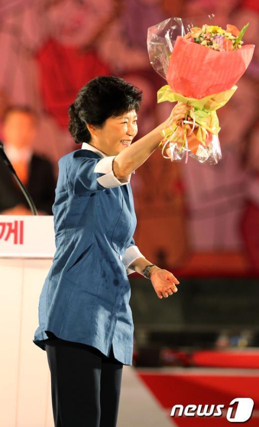 [사진]승자의 미소