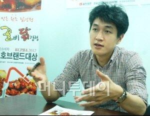 """꿀삐닭강정 """"국내 성공 발판 일본 등 해외진출"""""""