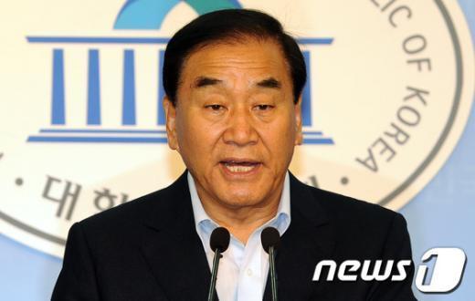 이재오 새누리당 의원. 2012.7.9/뉴스1  News1 이종덕 기자