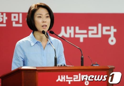 신의진 새누리당 원내대변인. 2012.9.2/뉴스1  News1 이명근 기자