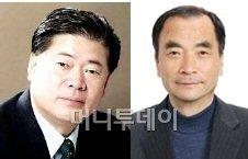 ↑두재균 의학박사(좌측)와 신동화 한국식품안전협회 회장.
