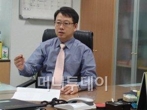 장원근 평화정공 재무관리실장 상무 ⓒ평화정공 제공