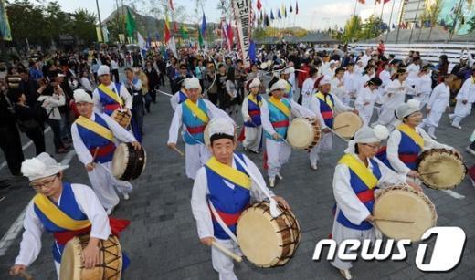 [사진]2012 대한민국 전통연희축제