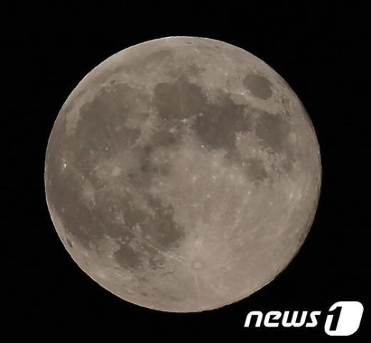 [사진]추석 보름달