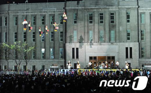 [사진]하이서울페스티벌 2012 개막공연