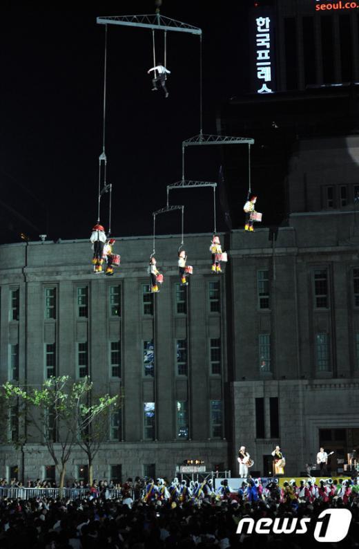 [사진]하이서울페스티벌 2012, 환상적인 개막공연