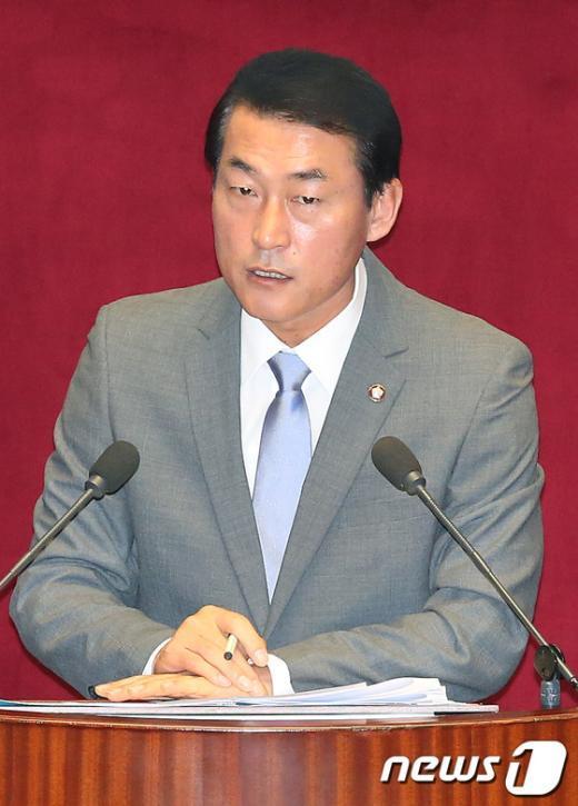 황영철 새누리당 의원 2012.9.11/뉴스1  News1 이종덕 기자