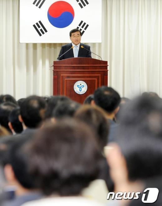 [사진]이대영 권한대행 체제…서울 교육의 방향은?