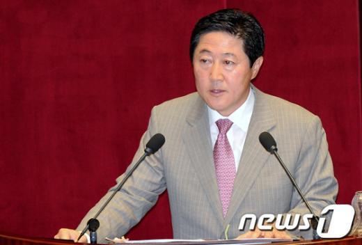 유기준 새누리당 최고위원. 2012.7.19/뉴스1  News1 박정호 기자