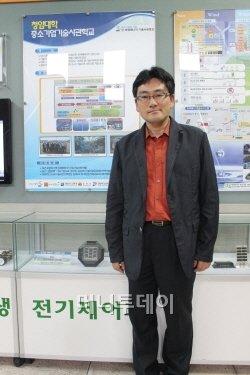 허현 청암대 기술사관육성사업단장(신재생 전기제어학과 교수).