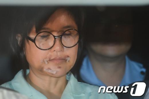 양경숙 라디오21 전 대표  News1 유승관 기자