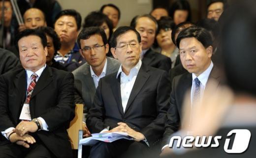 [사진]가든파이브 활성방안 찾는 박원순 시장