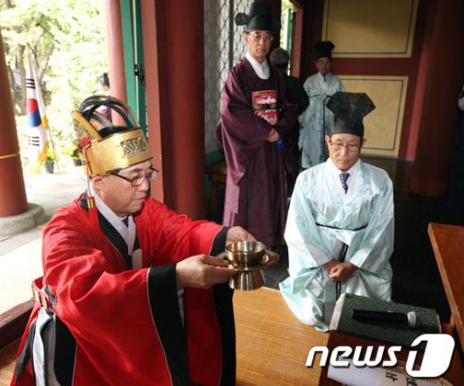 [사진]동작구, '사육신 추모대제' 봉행