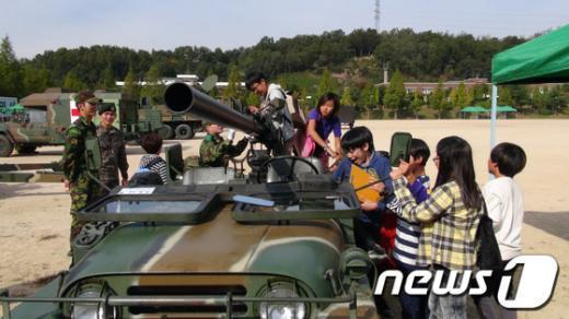 [사진]육군 56사단, 호국문예행사 개최