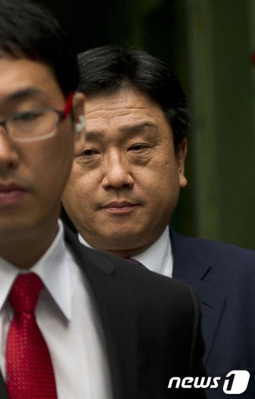 [사진]이시형 등 10여명 출국금지 한 이광범 특검