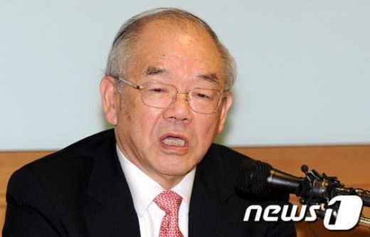 [사진]서남표 KAIST 총장 내년 3월 자진사퇴