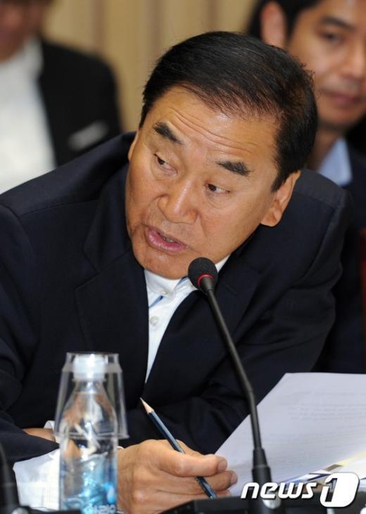 이재오 새누리당 의원 2012.10.11/뉴스1  News1 허경 기자