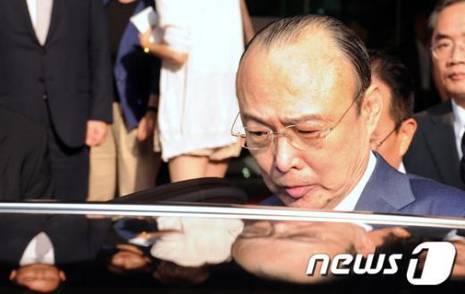 한화그룹 김승연 회장.  News1 양동욱 기자