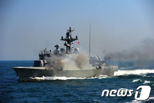 25일부터 9일간 해군·해병대 호국 합동상륙훈련