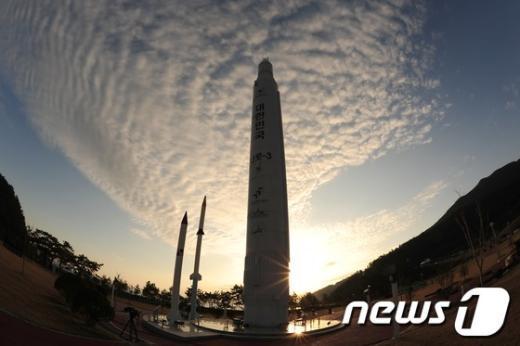 [사진]'위풍당당'  나로호 발사 D-1