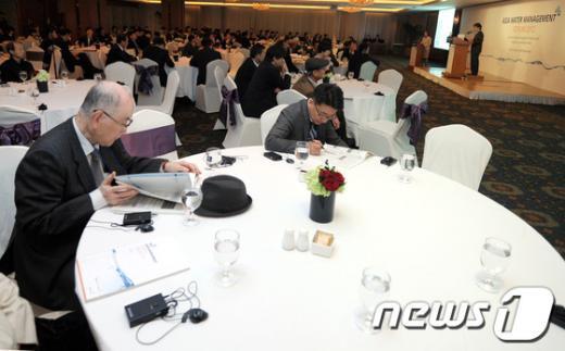 [사진]'2012 아시아 물 관리 포럼'
