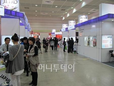일본, '2012 서울국제식품산업전'에서 자국 식품 알린다