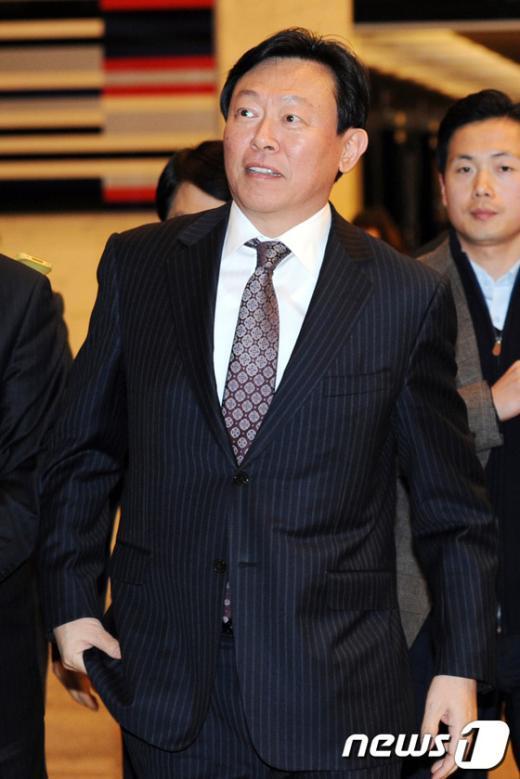 신동빈 롯데그룹 회장.  News1 허경 기자